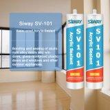 Высокое качество один компонентный акриловый Sealant для уплотнения Mildew водоустойчивого