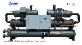 Grand réfrigérateur industriel de refroidissement de réfrigérateur de vis de l'eau de capacité