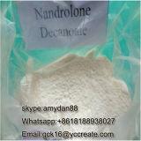 Nandrolone esteroide Decanoate CAS 360-70-3 de Deca del polvo de la medicina oral