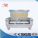 Machine de découpage de laser de Double-Tête avec le positionnement de l'appareil-photo (JM-1610T-CCD)