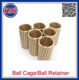 Les cages à billes pour douille de guidage (cage à billes en résine)