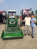 25 trattore agricolo di agricoltura di 40HP 45HP 50HP mini con l'aratro/erpice/Loder anteriori del disco