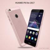 Huile sur toile métallique pour Huawei Net PC cas P8 Lite 2017