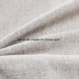Linge de maison et mélange de polyester Sellerie tissu pour canapé