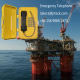 破壊者抵抗力があるハイウェイSosの緊急の電話Watherproof IP67の電話