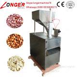 Автомат для резки миндалины отрезая машины арахиса Slicer фисташки резца гайки