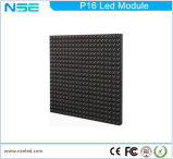 Alto modulo esterno del quadro comandi del LED di luminosità P16 RGB LED