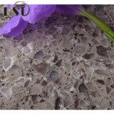 Bancadas laminadas costume da pedra de quartzo