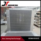 Plaque en aluminium fin Échangeur de chaleur pour Sullair