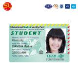 Espessura de PVC cartão inteligente para ID de aluno