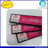 De passieve Markering van het anti-Metaal RFID voor het Beheer van de Gasfles