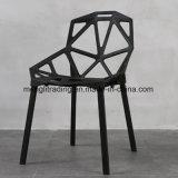 يكدّس [بّ] بلاستيكيّة يتعشّى كرسي تثبيت
