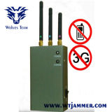 Emittente di disturbo portatile dello stampo del segnale del telefono delle cellule delle 5 fasce