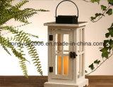 Lanterna solare esterna d'attaccatura solare della decorazione del giardino della lanterna