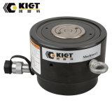 Cylindre hydraulique d'écrou de blocage à simple effet de crêpe de qualité