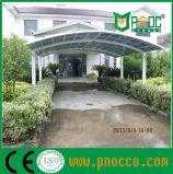 Aluminuim рамы крыши из поликарбоната DIY простота установки Carport /навес