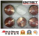 Buen precio para la blanco de la farfulla del silicio de la alta calidad, pureza 5n
