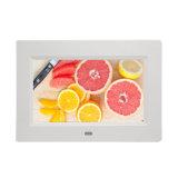 Regalos promocionales panel LCD Digital Photo Frame con USB/SD/MMC