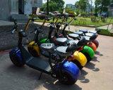 2016 populares e Citycoco 60V Electric motociclo para adultos.