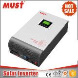 Inversor solar puro de la onda de seno con el cargador de batería de MPPT