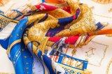 Luxuriöser weicher Digital-Druck-Silk Twill-Schal-Fertigung