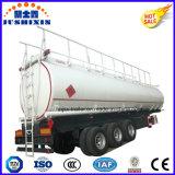 45000 litres, 50000 litres, 60000L Capacité du réservoir de carburant pétrolier semi-remorque