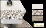300X600mmの新しいデザインはCeramcisの壁のタイルを艶をかけた