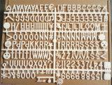 De gevoelde Raad van de Brief met Gemakkelijke Muur zet en een Zak van de Opslag van het Canvas op