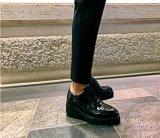 Мужчины из натуральной кожи крупного рогатого скота моды Lace Up платье обувь