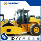 Oriemac 22 Tonnen-hydraulische einzelne Trommel-Vibrationsverdichtungsgerät Xs222