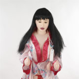 살아있는 것 같은 성 인형 실제적인 실리콘 사랑 인형 일본 성 사랑 인형 가득 차있는 바디 현실적 성 인형 남자를 위한 성숙한 성 장난감