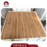 Plancher en bois d'imitation de luxe de PVC de surface