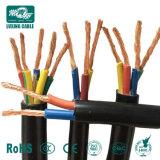山東4coresの電気ワイヤーCables/5cores PVC適用範囲が広いケーブル