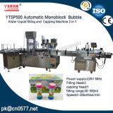 Автоматическая моноблочная купол воды в жидкой фазе наполнения и заглушения машины (YTSP500)
