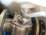 完全なポートが付いている鋳造物のステンレス鋼JISのフランジ2PCの球弁