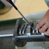 Заверните гайку шаровой опоры рычага подвески в сборе с перенесены на токарный станок с ЧПУ