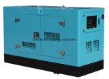 38kw de Diesel Genrator van Shangchai met Geluiddicht wordt geplaatst die