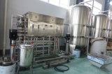 Автоматическая пластиковые бутылки для напитков заполнение розлива упаковке производственной линии на заводе