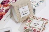 2017의 관례에 의하여 인쇄되는 포장 자연적인 서류상 비누 약 상자
