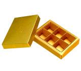 Venda superior caixa de presente de papel recicl para a jóia/presente do Natal