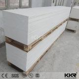 Surface décorative de solide de Corian des prix de panneau de résine de matériau de construction