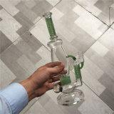 Tubo di acqua di vetro all'ingrosso del tubo di fumo del tubo con tabacco