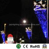 Decoración Luz Calle LED de luz de Navidad