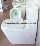 Wasserzeichen-Badezimmer-Ganzwäsche einteiliges keramisches Toliet mit Geberit Wasser-Befestigung (1036)
