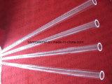 Cleat van het Kristal van de Hoge die Zuiverheid van Baibo de Pijpleiding van het Glas van het Kwarts in China wordt gemaakt