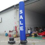 Colonna gonfiabile del tubo di illuminazione stampata Digitahi della Cina per uso dell'interno esterno