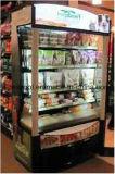 Refrigeratore anteriore aperto dietetico