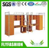 Base doble del metal de la cucheta de Guangzhou, muebles de escuela (BD-18)