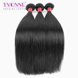 イボンヌの毛の最上質の100人間の毛髪のバージンのブラジルの毛の直毛