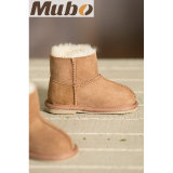 純粋なオーストラリアのMerino羊皮の赤ん坊靴の幼児の利得
